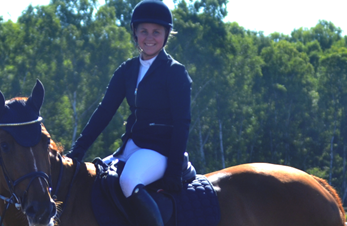 Unghestsuksess ved Falsterbo Horse Show
