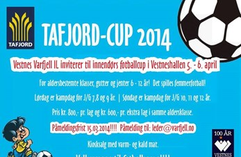 Tafjord Cup 5-6 April