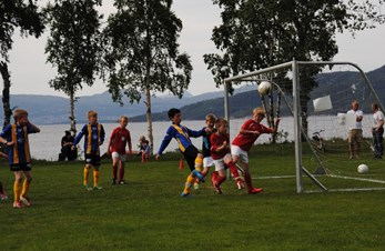 Vågstranda G11 vs. Åndalsnes IF
