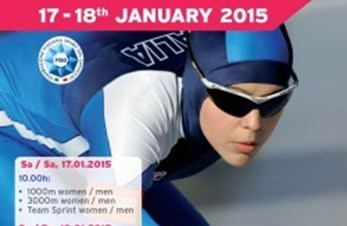ISU Junior World Cup 2, Collalbo January 17 - 18