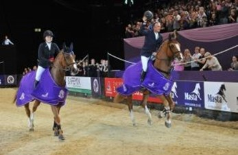 Horse of the Year Show i Birmingham