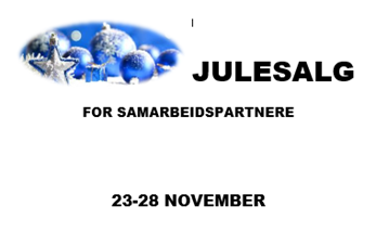 Julesalg hos Intersport 23-28 November 2015