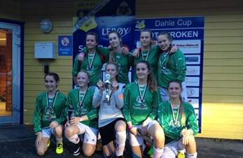 2 x bronse i Dahle-cup !!