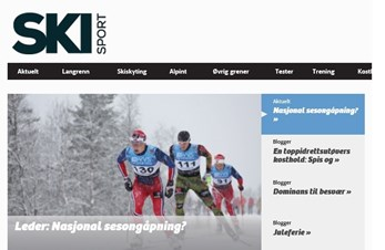 SkiSport for den som er glad i langrenn