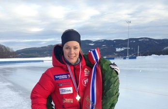 Junior NM Allround, Norgesmester Martine Ripsrud