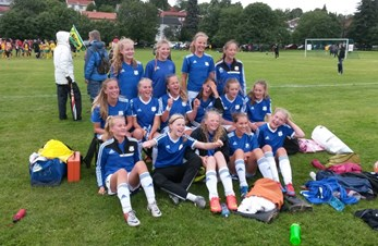 Norway Cup godt i gang