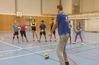 Treningstider Volleyball