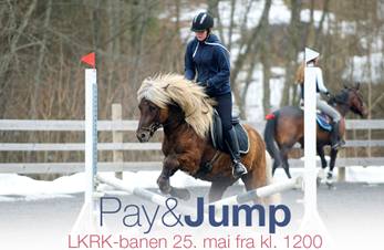Pay & Jump i pinsen