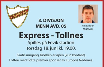 Express – Tollnes