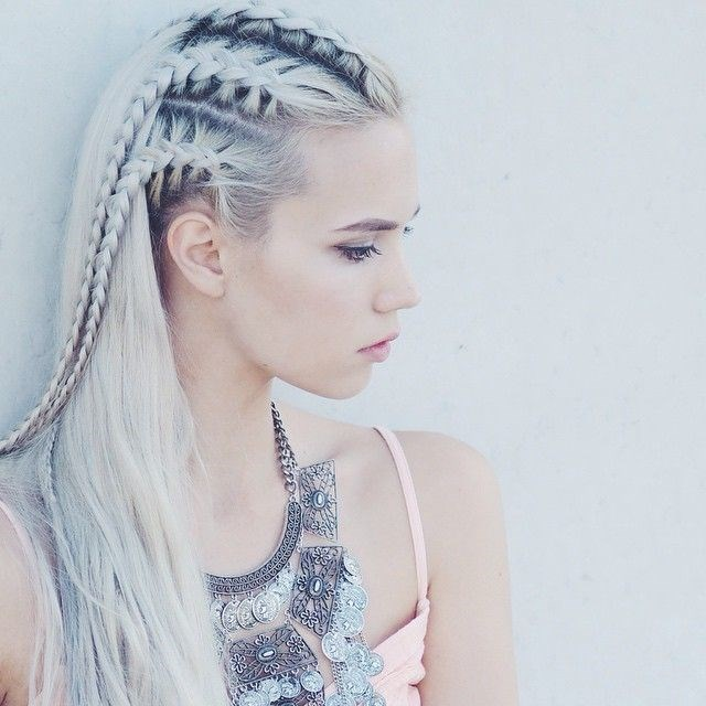 Cornrows are little tattle tails (yes, I dye my hair.....) #kokayhair #instabraid #windsorstore: